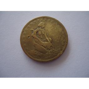 Moeda Bronze 1000 Mil Reis 1927 Efigie Olhando Cruzeiro Sul