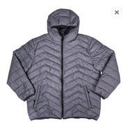 Campera Inflable Hombre Talle Especial Posto 5