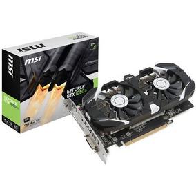 Placa De Vídeo Vga Nvidia Msi Geforce Gtx 1050 Ti 4gt Oc 4