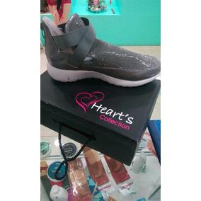 Zapato Tipo Botas Para Dama Importados