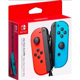 Nintendo Switch Joy-con Red Blue Controle L A C R A D O