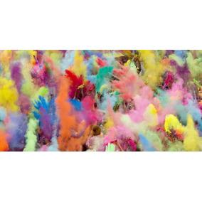Polvo Holi De Colores Splash Color 1 Un- 50 Gr - Multicolor
