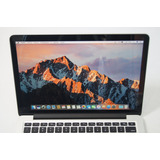 Laptop Apple Macbook Pro 13 2013 Core I7 512gb Ssd 8gb Ram