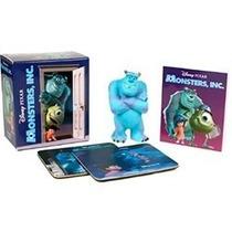 Monsters Inc Monstros Sa Miniatura Disney Pixar Sulley Sully
