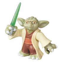 Boneco Star Wars Yoda Galactic Heroes Playskool - Hasbro