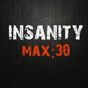Insanity Max 30 Lo Mas Nuevo Principiantes Y Avanzados