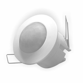 Sensor De Presença Decorlux - Embutir / Teto