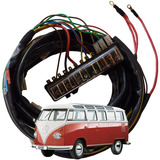 Parte Elétrica Completa Kombi Original - Pumarace Chicotes -