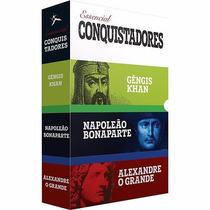 Box Essencial Conquistadores (3 Livros) #