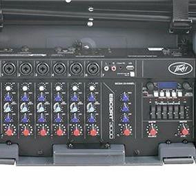 Equipo De Sonido Profesional Peavey Escort 3000 Usb