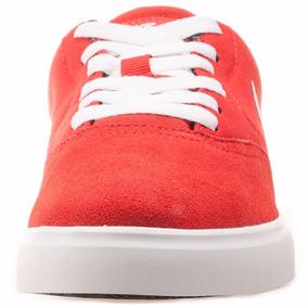 Zapatillas Nike Sb Check Red Nº 34 Al 37 Original Nueva .