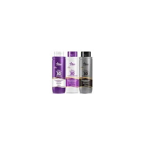 Magic Color Ice Blond, Platinum, Blond Black 500ml 3 Unidade
