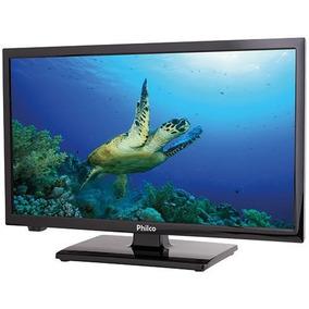 Tv Led 20 Polegadas Philco Ph20u21d Hd Com Conversor Preta