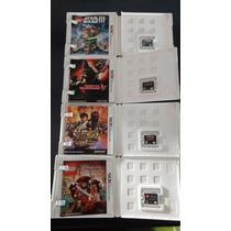 Juegos Nintendo 3ds Varios Titulos