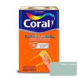 Tinta Acrílica Super Lavável Antimanchas Coral - Toque Casua
