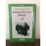 Michael Foucault, Filósofo