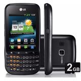 Lg Optimus Pro C660 Com Nota Fiscal Garantia