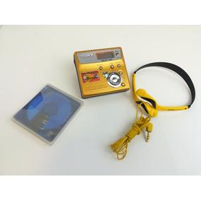Sony Mz-n505 Net Md Walkman Graba/reproduce