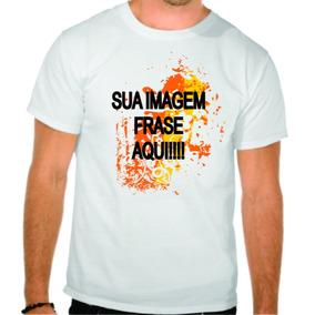 50 Camisas Personalizada Ótima Qualidade Promoção