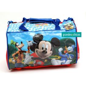Bolso Mickey Disney Original Línea Premium Entrega Inmediata