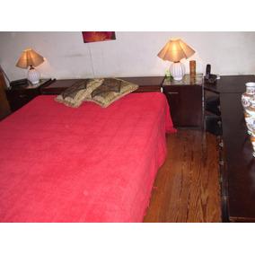Juego Dormitorio Matrimonial-modular 6 Piezas+cama+colchón