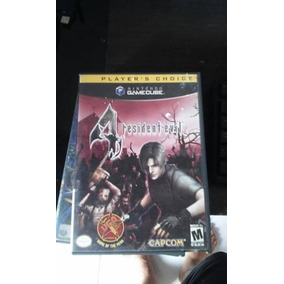 Resident 4 Game Cube Orig Americano