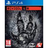 Evolve Ps4 Playstation 4 Garantía De Por Vida