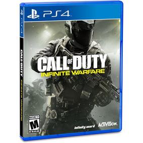 Call Of Duty Infinite Warfare Ps4 Juego Fisico Envio Gratis