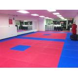 Pisos Goma Eva Tatami 1x1x25 Taekwondo Mma Crossfit Gimnasio