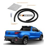 Kit De Vedação Tampa Traseira Keko Fiat Strada 2020 2021