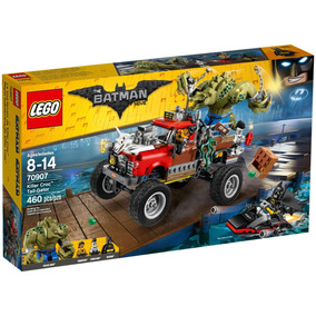 Lego 70907 The Batman Movie - O Carro Reboque Do Crocodilo