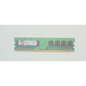 Memoria Kingston 512mb Ddr2 533mhz Kvr533d2n4/512 Nova