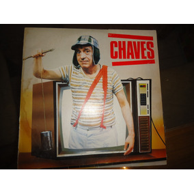 Lp Vinil Chaves Sbt Igual Do Kiko