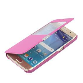 S6 Edge Case Galaxy S6 Edge Case Mtronx Window View M -rosa