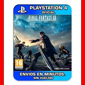 Final Fantasy Xv Ps4 :: Digital :: Stock Permanente