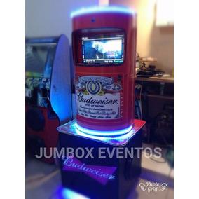 Maquina De Musica E Karaoke Videoke Raf Jukebox Jumbox