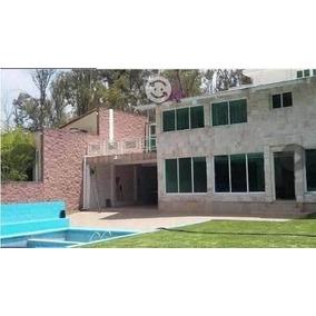 Hermosa Casa En Venta En Lago De Guadalupe