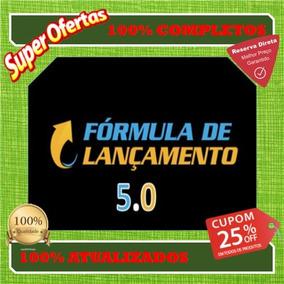 Fórmula De Lançamento 5.0- Erico Rocha+ Atualizações E Brind