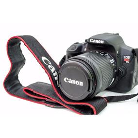 Camera Digital Canon Rebel T5i Lente 18-55m+tripé+32gb+bolsa