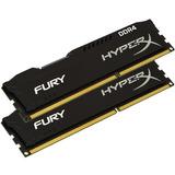 Ram Memoria Kingston Hyperx Fury 8gb 2400mhz Game Gamer Ddr4