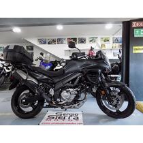 Suzuki Vstrom650 Abs Gris 2015