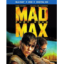 Blu-ray Mad Max Fury Road / Furia En El Camino / Bd + Dvd