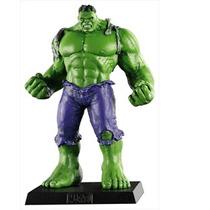 Miniatura Hulk - Edição Especial Marvel Figurines Eaglemoss