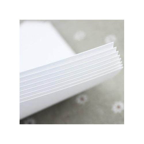 Papel Arroz Branco A4 Pacote Com 100 Unidades