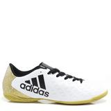 Tênis adidas Futsal X 16.4 Branca | Zariff