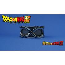 Anillo Del Tiempo De Black Gokú (dragon Ball Super) En Plata