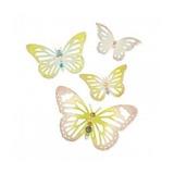 Figuras De Foami Mariposas