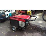 Planta Electrica Honda De 6.5 Kw
