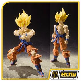 S.h Figuarts Dragon Ball Z Son Goku Super Warrior Awakening