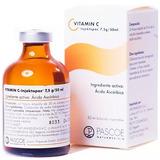Vitamina C - Frasco 50ml Pascoe. Sellado